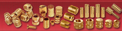 Brass Inserts Fasteners India
